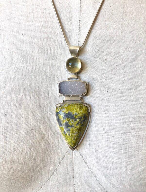 Healing gemstone collection